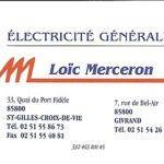 Image de Electricité générale - MERCERON Loïc