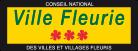 Logo ville fleurie